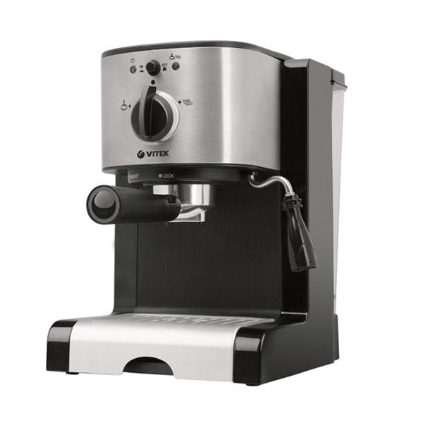 Кофеварка Vitek Vt-1513(bk) кофеварка vitek vt 1502 bk черный