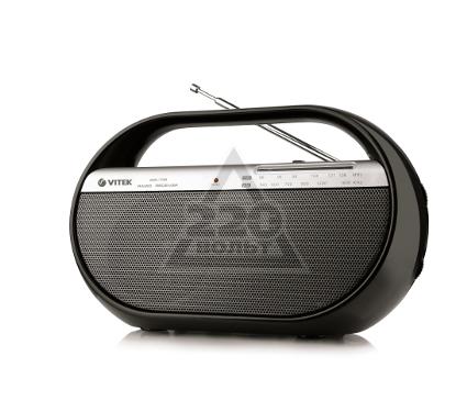 Радио VITEK VT-3584 (BK)