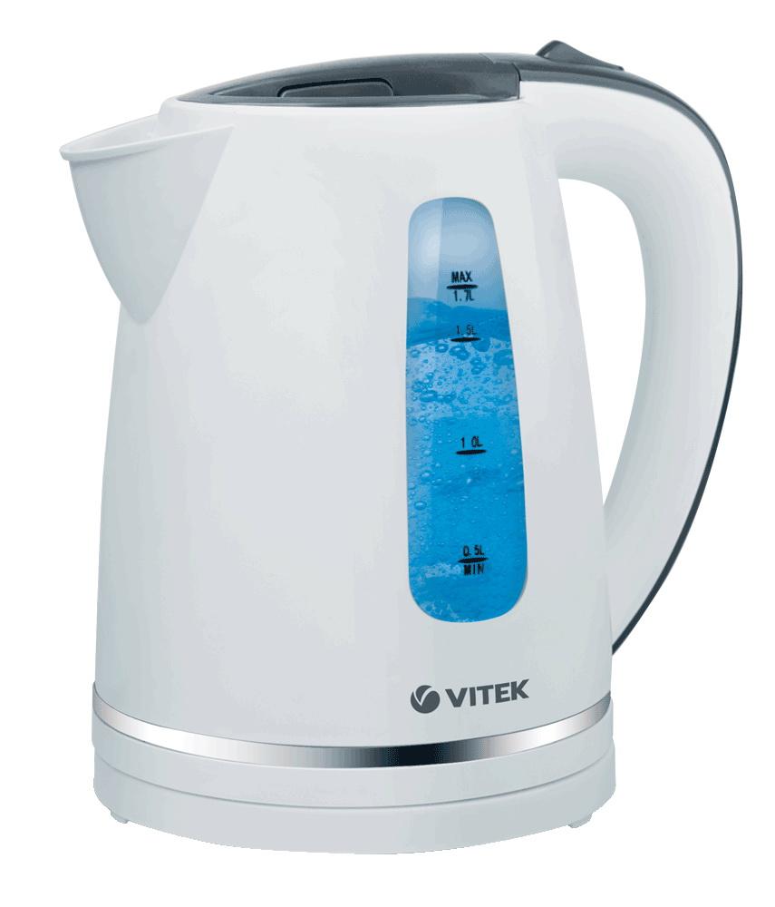 Чайник Vitek Vt-7018(w) vitek vt 7022 w электрочайник