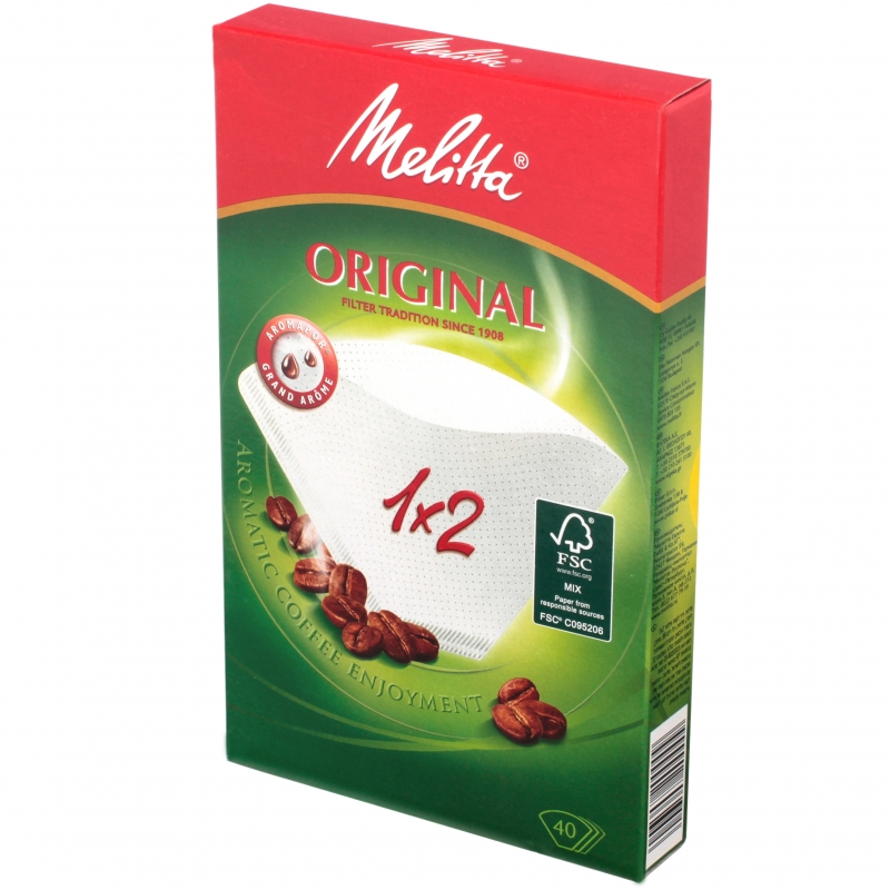 Фильтр для кофеварки Melitta 100001 средство от накипи для чайников и кофеварок melitta 4 х 12 г