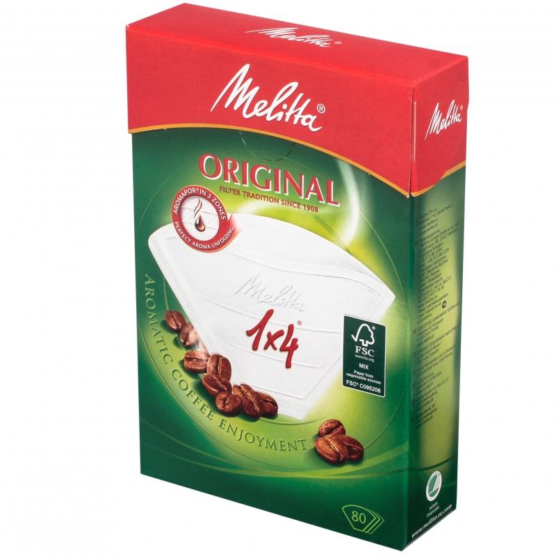Фильтр для кофеварки Melitta 100961 средство от накипи для чайников и кофеварок melitta 4 х 12 г
