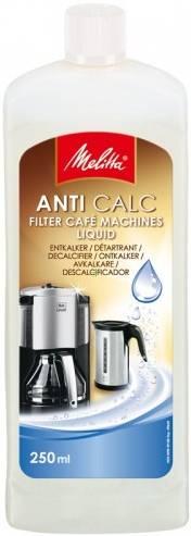 Очиститель Melitta 1500745 средство от накипи для чайников и кофеварок melitta 4 х 12 г