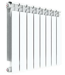 Радиатор биметаллический Rifar 5600506  alp 500 6 секций радиатор биметаллический oasis 6 секций 500 100