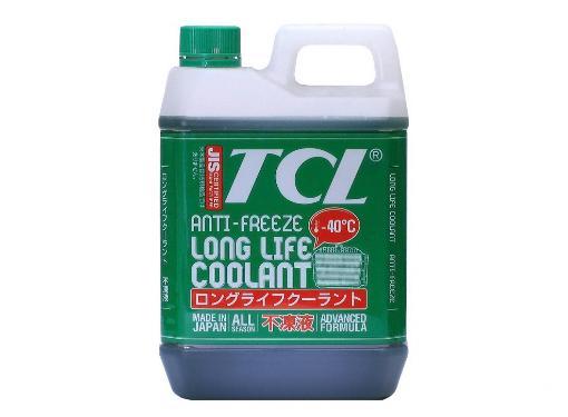 Антифриз зеленый TCL LLC01243
