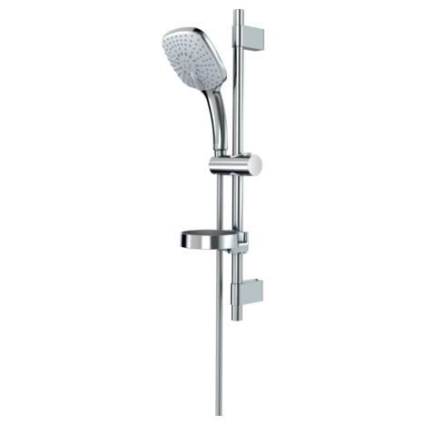 Душевой гарнитур Ideal standard B0015 гарнитур душевой croma 100 1jet 65 cм