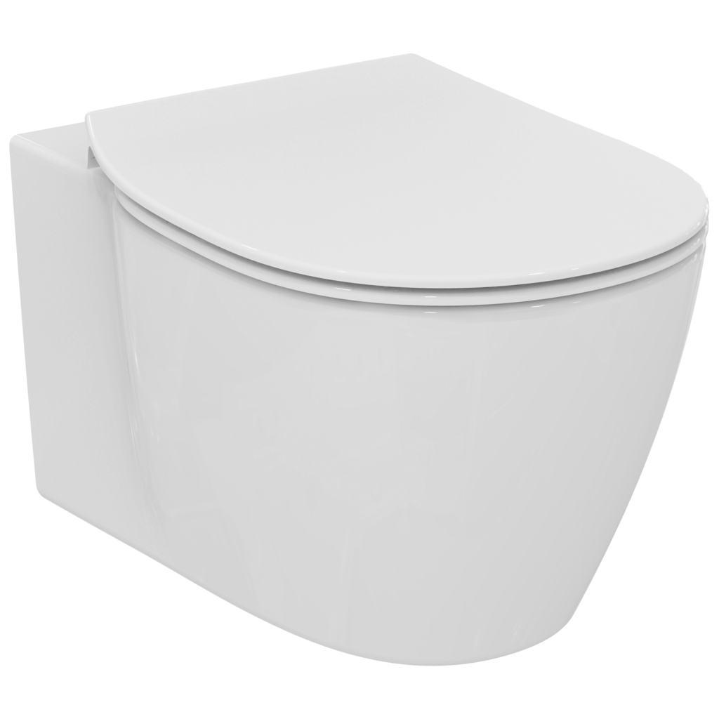 Унитаз подвесной Ideal standard E771801 ideal standard active сиденье с функцией плавного закрытия t639201