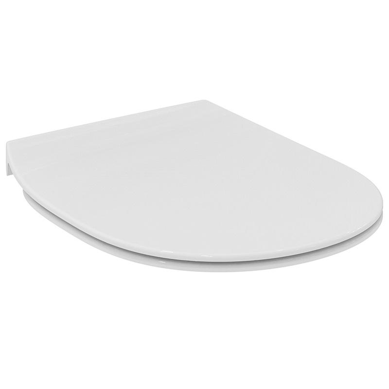 Сиденье для унитаза Ideal standard E772401 сиденье для унитаза carina дюропласт с микролифтом