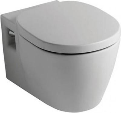 Унитаз подвесной Ideal standard E781901 ideal standard active сиденье с функцией плавного закрытия t639201