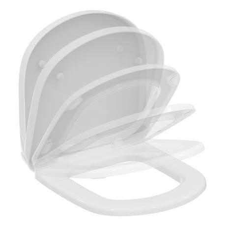 Сиденье для унитаза Ideal standard W301801 сиденье для унитаза belbagno formica дюропласт микролифт металическое крепление bb1030sc