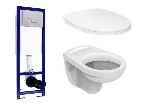 Комплект Ideal standard W770101 ideal standard active сиденье с функцией плавного закрытия t639201