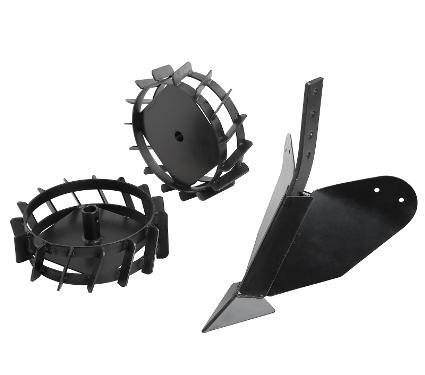 Грунтозацепы и окучник для HAMMER RT75A, RT75B (комплект)