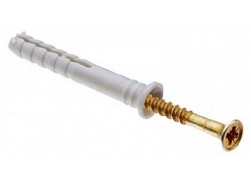 Дюбель-гвоздь TECH-KREP 6х60мм 100шт. потайная манжета (101333)