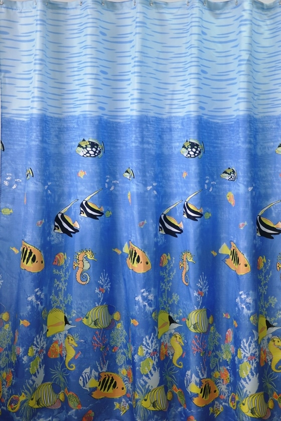 Штора для ванной комнаты My space Pr180180001