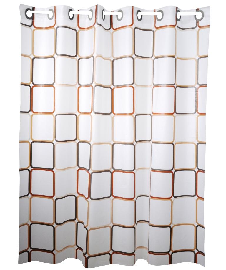 Штора для ванной комнаты My space Ev180180002
