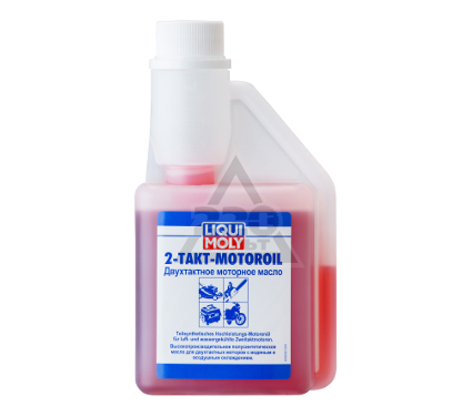 Масло моторное бензиновое LIQUI MOLY 2-Takt-Motoroil selbstmischend