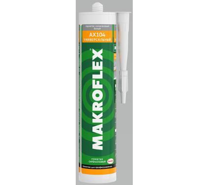 Герметик силиконовый MAKROFLEX AX104 бесцв
