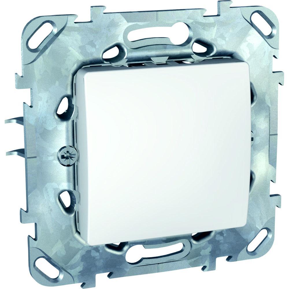 Механизм выключателя Schneider electric Mgu5.201.18zd unica механизм выключателя двухклавишного schneider electric unica с у бежевый
