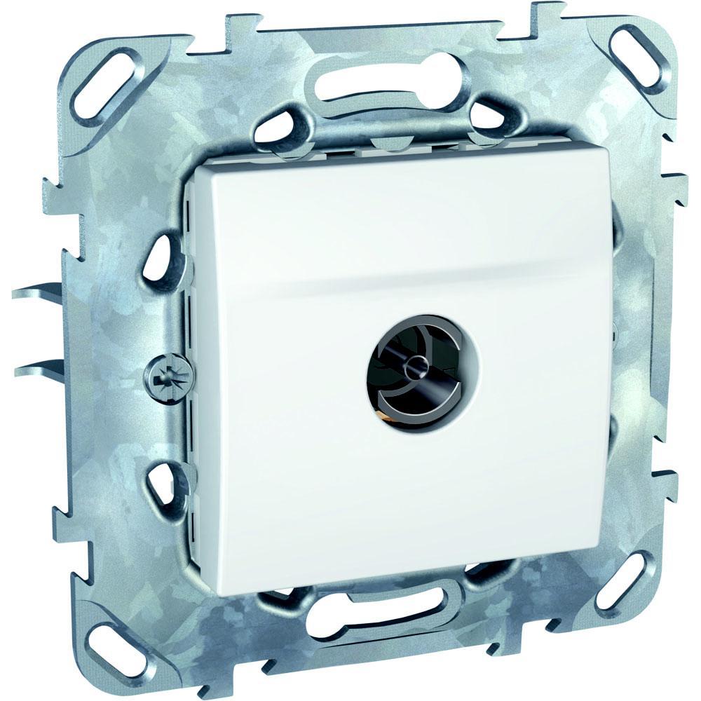Механизм розетки Schneider electric Mgu5.462.18zd unica панель лицевая schneider electric actassi 1 модуль белый 24 шт vdi88240