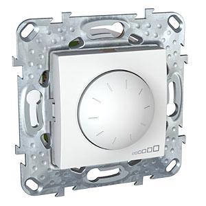 Механизм светорегулятора Schneider electric Mgu5.511.18zd unica механизм розетки компьютерной с у schneider electric unica бежевый