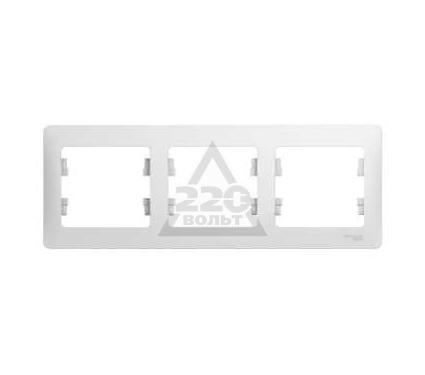 Рамка SCHNEIDER ELECTRIC GSL000103 Glossa