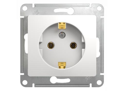 Механизм розетки SCHNEIDER ELECTRIC GSL000143 Glossa