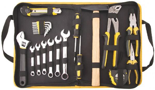 Универсальный набор инструментов Fit 65133 ключ разводной truper pet