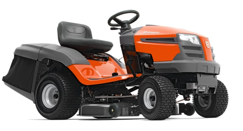Трактор садовый Husqvarna Intek tc138 (9605101-24) от 220 Вольт