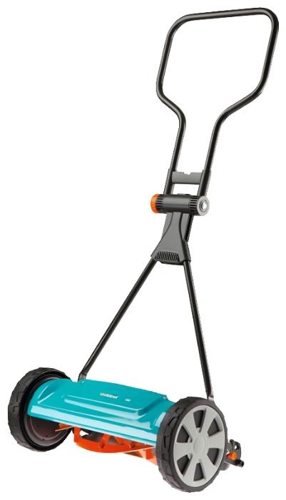 Механическая газонокосилка Gardena 400 (04018-20.000.00) газонокосилка механическая comfort 38 soft touch