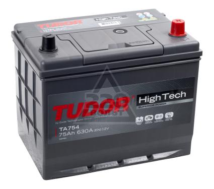Аккумулятор TUDOR High-Tech TA 754