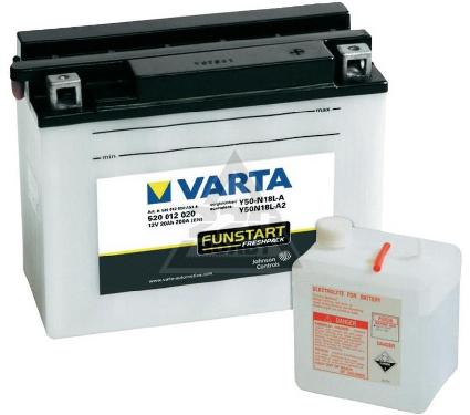 Аккумулятор VARTA 520012