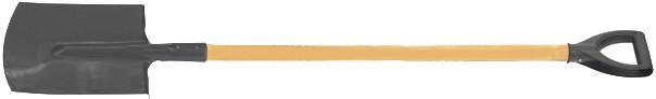 Лопата СИБРТЕХ 61458 мини лопата штыковая truper с черенком 69 см