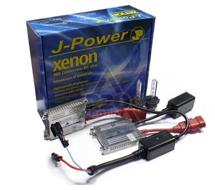 Комплект ксенона JPOWER ULM JSLU H7 5000