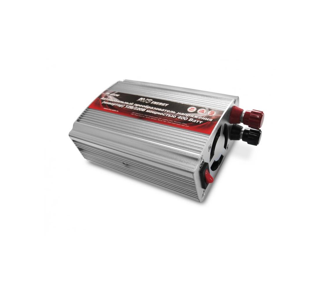 Автомобильный инвертор AVS IN-400W
