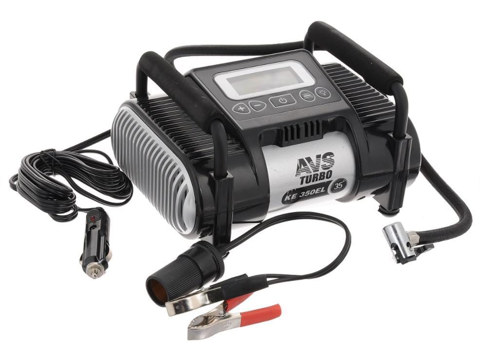 Компрессор Avs Ke350el компрессор автомобильный avs turbo ka580
