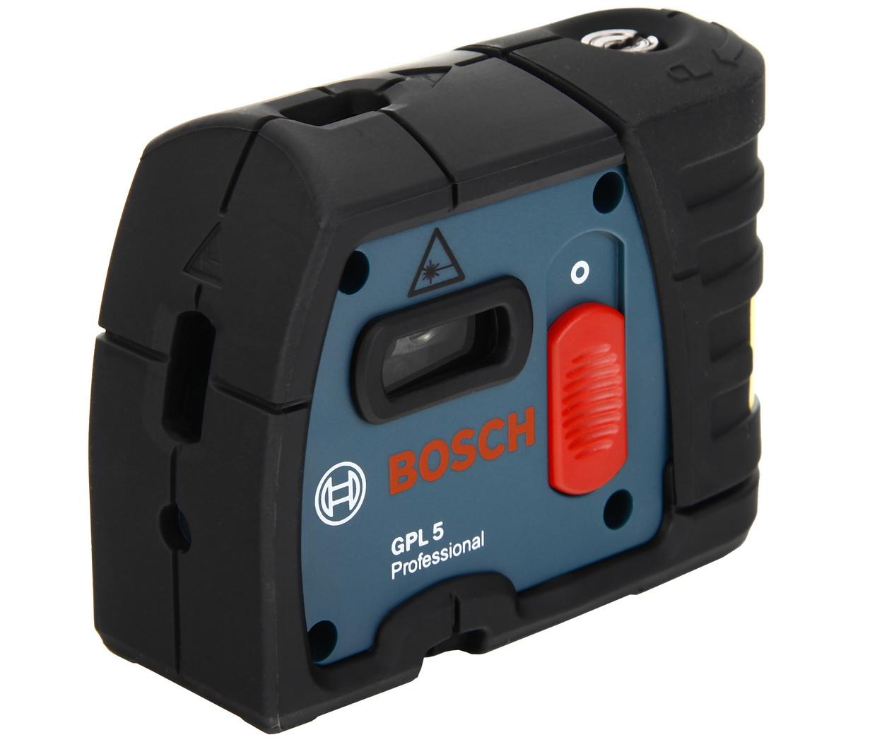 Уровень Bosch Gpl 5 professional (0.601.066.200) лазерный отвес bosch gpl 3 0 601 066 100