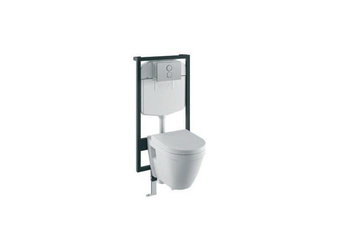 Унитаз подвесной Vitra 9003b003-7200 унитаз подвесной vitra d light с бачком для чистящей жидкости 5910b003 1086