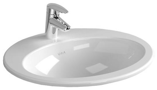 Раковина для ванной Vitra 5468b003-0001 раковина vitra d light 60 5918b003 0001