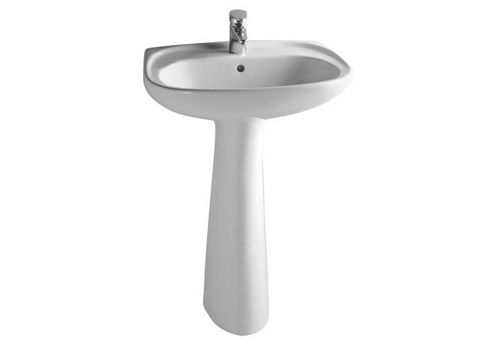 Раковина для ванной Vitra 9600b003-7650 раковина vitra geo овальная накладная 60 см 4423b003 0016