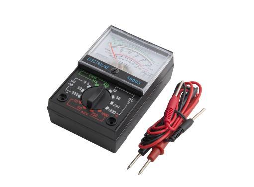 Мультиметр цифровой ELECTRALINE 59003