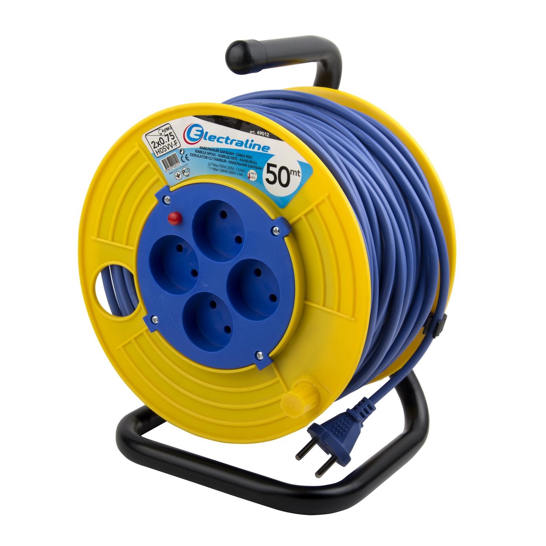 Удлинитель Electraline 49012 удлинитель electraline 62011