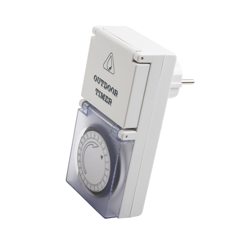 Таймер Electraline 59502 удлинитель electraline 62011