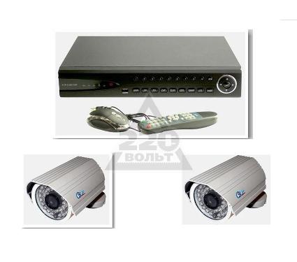 Комплект видеонаблюдения QSTAR 'Дача эконом''
