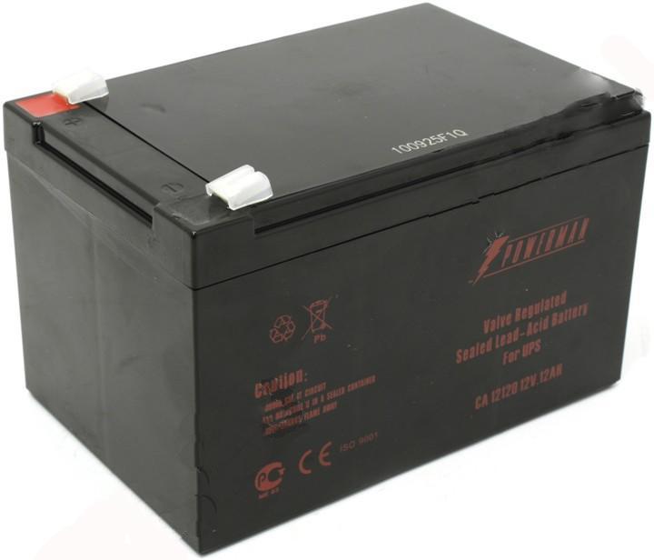 Аккумулятор для ИБП Powerman Ca1290 pm/ups батарея powerman ca1290 12v 9ah