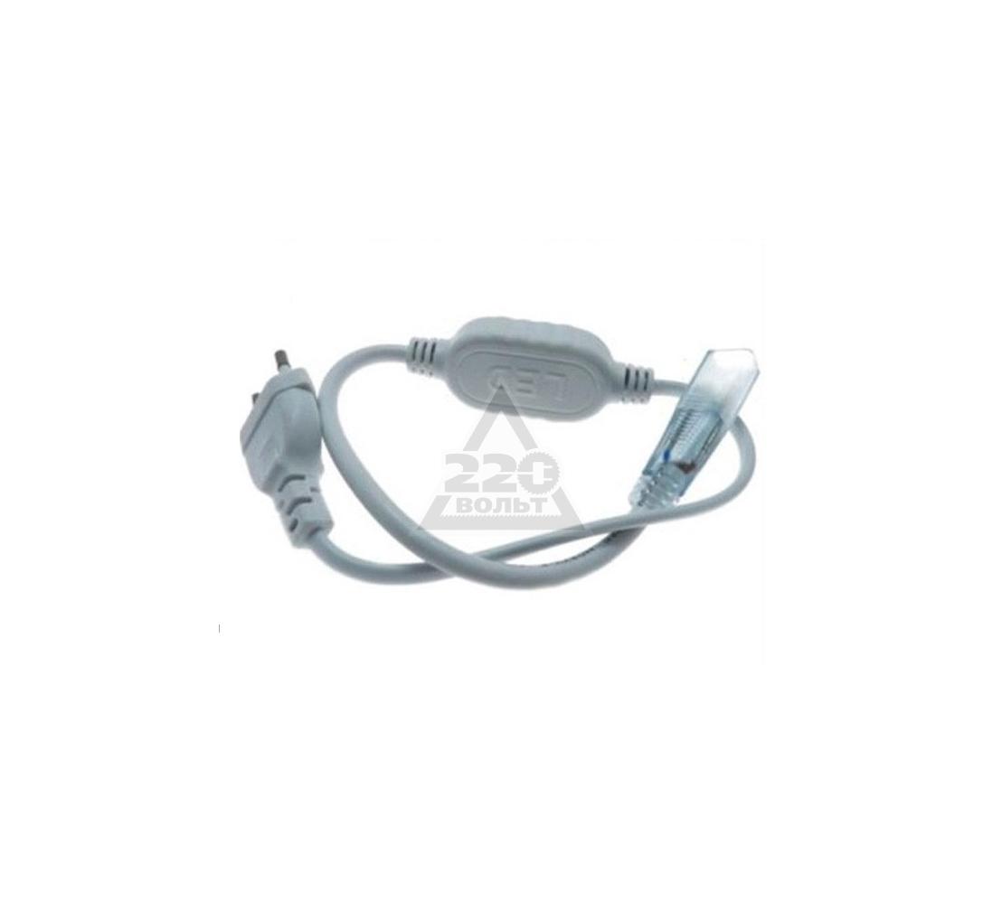 Шнур сетевой JAZZWAY для светодиодной ленты mvs-3528