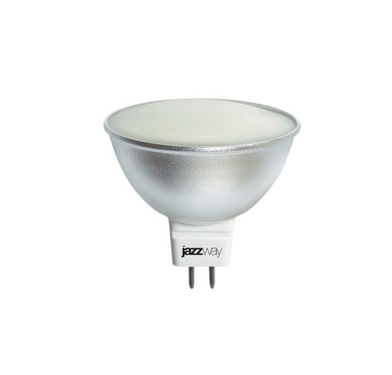 Лампа светодиодная Jazzway Pled-eco-jcdr лампа настольная jazzway ptl 1128 blue