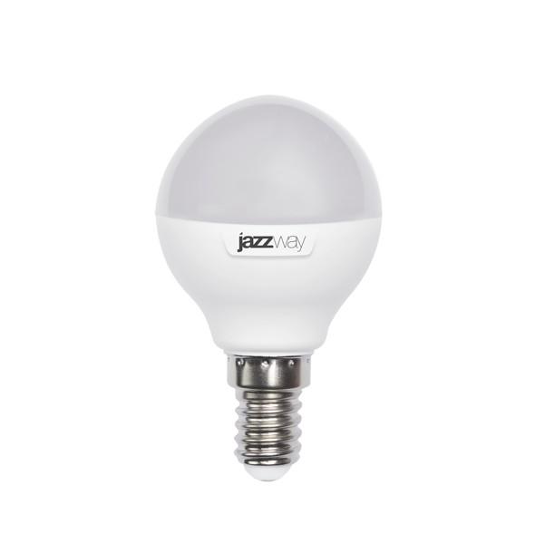 Лампа светодиодная Jazzway Pled-sp-g45 лампа настольная jazzway ptl 1128 blue