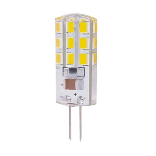 Лампа светодиодная Jazzway Pled-g4 лампа галогенная акцент jc 12в 20w g4 капсульная прозрачная