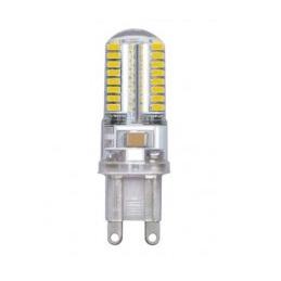 Лампа светодиодная Jazzway Pled-g9 лампа настольная jazzway ptl 1128 blue