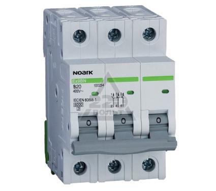 Автомат NOARK Ex9BN 3P B25