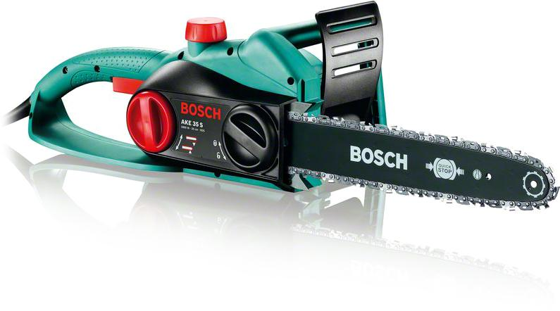 Пила цепная Bosch Ake 35 s (0.600.834.502) цепь для пилы bosch ake 30 17 8s и 30 li